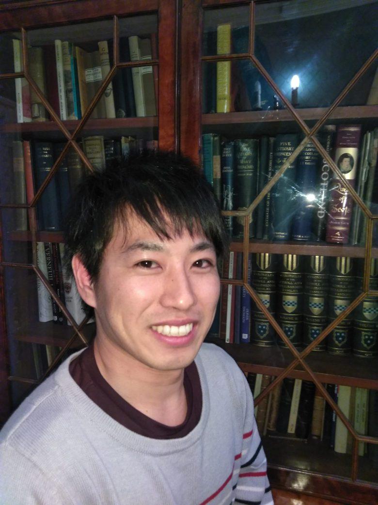 Welcome to IAESTE Intern Daisuke Mashima
